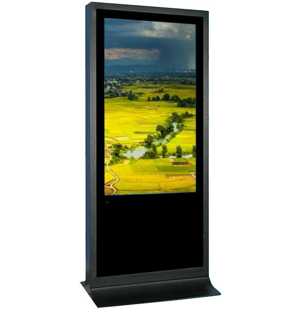 SG, Indoor, Vertical, Kiosk, with, 65, high, def, monitor, and, media, player., (SPECIAL, ORDER, PRODUCT),