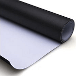 Front Projection Fabric roll