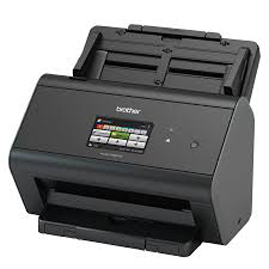 Brother, ADS-2800W, 24PPM, A4, WiFi, Document, Scanner,