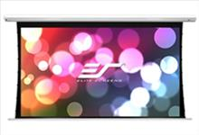 Elite, Screens, SKT100XHW-E12, Saker, Tab-Tension, Series, 100, 16:9, with, 12, Drop, Electric, Motorized, Projector, Screen,