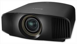Sony, VPLVW550W, SXRD, 4K, 3D, 1800ANSI, 3.5K:1, Home, Theatre, Projector, -, Black,