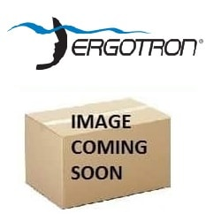 Ergotron, HX, DESK, DUAL, MONITOR, ARM, WHITE,