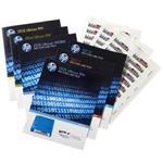 HP, Enterprise, LTO7, Ultr, RW, Bar, Code, Label, Pack, 100,