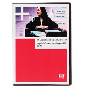 Hewlett-Packard, MFP, DSS, Digital, Sending, Software, 1, user,