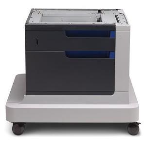 Hewlett-Packard, 1X500-SHEET, PAPER, FEEDER, &, CABINET, CP402,