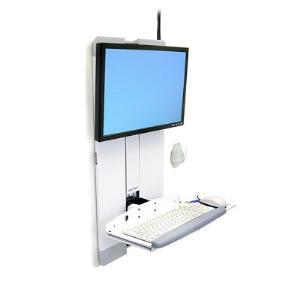 Ergotron, Styleview, Monitor, and, Keyboard, Mounting,