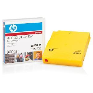 Hewlett-Packard, LTO3, RW, with, Customize, Label, 20, Tapes,