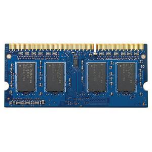 Hewlett-Packard, 4GB, DDR3-1600, SODIMM,