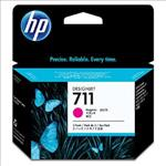 Hewlett-Packard, 711, 3-pack, 29-ml, Mag, Ink, Cartridge,