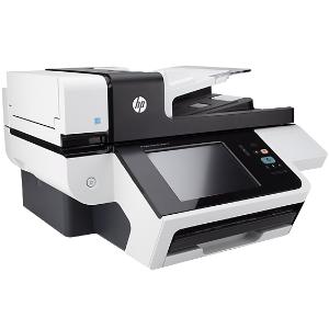 HP, DIGITAL, SENDER, FLOW, 8500, FN1, Document, Capture, Workstation,