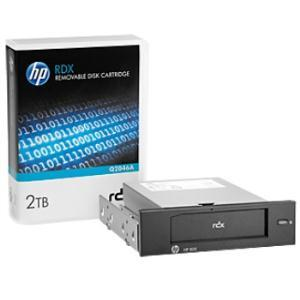 HP, Enterprise, RDX, USB3, Internal, Drive, with, 2TB, Cartridge,