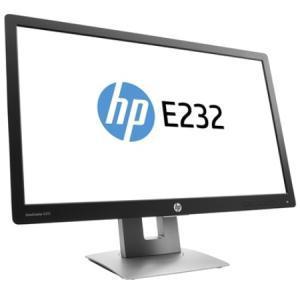 Hewlett-Packard, ELITEDISPLAY, E232, MONITOR,