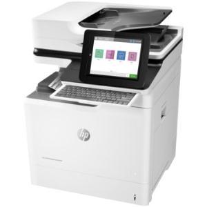 Hewlett-Packard, Color, LaserJet, Ent, MFP, M681f, Prntr,