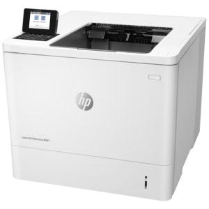 HP, LaserJet, Enterprise, M607n, A4, 52ppm, Mono, Laser, Printer,