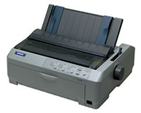 Epson, FX-890, 9, PIN, 80, Column, 680CPS, Dot, Matrix, Printer,