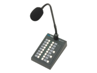 Australian, Monitor, DP16M, Microphone, 16, zone, to, suit, two, linked, DigiPages,