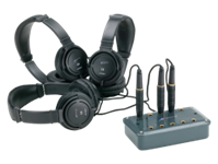 Australian, Monitor, ATCMH1, Headphone, mono/stereo, economy, c/w, in, line, volume, control,