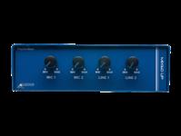 Australian, Monitor, MIXEDUP, 4, channel, passive, mixer,