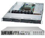 SUPERMICRO, SYS-5019S-WR, 1U, 1, E3-1200, v6/v5, 16GB, DDR, Rack,