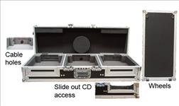Rcase, DJ, coffin, to, suit:, 2, x, Pioneer, CDJ2000, 1000, or, 900,