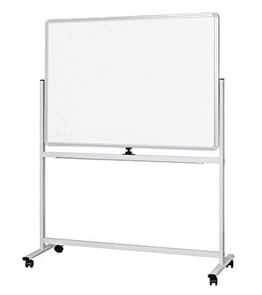 Visionchart, 1200, x, 900mm, Value, Mobile, Revolving, Whiteboard,