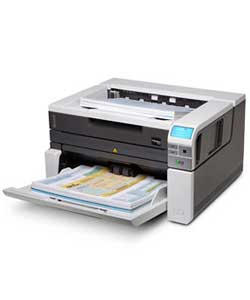 Kodak, i3450, A3, 90ppm, Scanner, with, Integrated, A4, Flatbed,