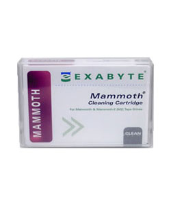 Exabyte, Mammoth, 18c, Cleaning, Cartridge, (minimum, order, quantities, apply),