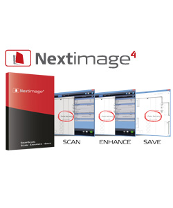 Nextimage4, SCAN+ARCHIVE, license,