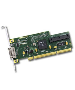 LSI, Logic, SAS3442X, Bare, Card, PCI-X, 3Gb/s, SAS, 8-port, IR, Supp, Kit,