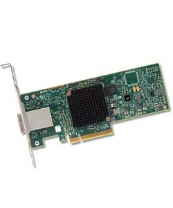 LSI, Logic, SAS, 9300-8e, Bare, Card, PCIe, 12Gb/s, SAS, 8-port,