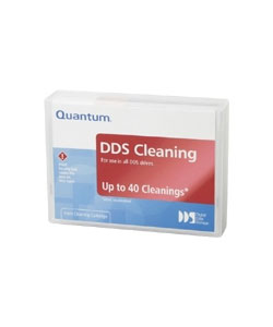 Quantum, DDS, /, DAT, Cleaning, Cartridge, (2nd, Gen), only, for, DAT160, Tape, Drive, (minimum, order, quantity, applies),