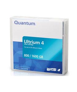 Quantum, Data, Cartridge, LTO, Ultrium, 4, (LTO-4), 800GB, Native,