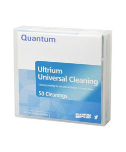 Quantum, LTO, Universal, Cleaning, Cartridge, for, all, LTO, Drives,