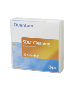 Quantum, SuperDLT, Cleaning, Tape, Cartridge, for, All, SDLT, Drives,