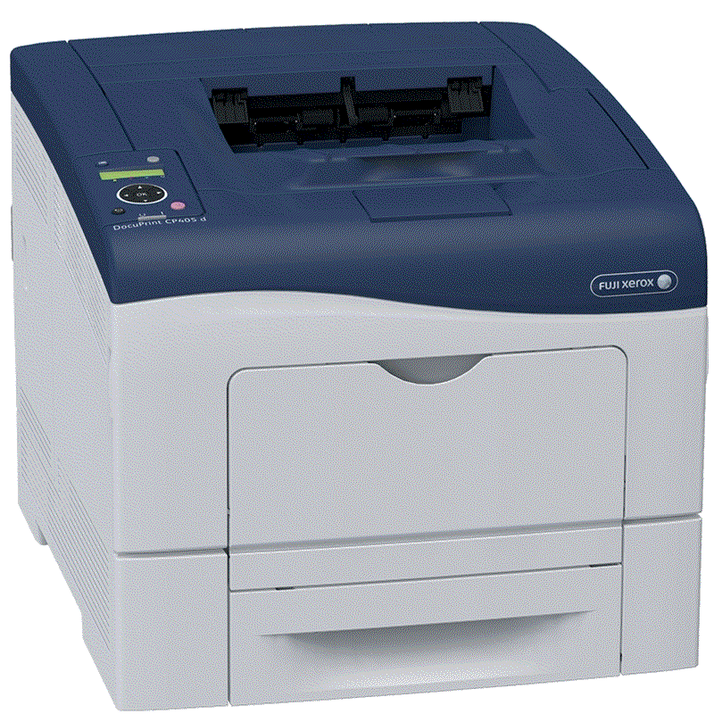 Fuji Xerox DocuPrint CP405D A4 Colour/Mono Duplex Laser Printer