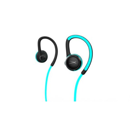 Altec, Lansing, Glow, Run, Bluetooth, Earphones, -, (Wireless, Bluetooth, LED, Illuminated, Cord, IPX4, 4, hrs, Battery),