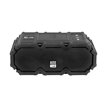 Altec, Lansing, LifeJacket, Jolt, -, EVERYTHING, PROOF, Rugged, &, waterproof, Bluetooth, speaker, (30, hrs, Battery, /, 4800mAh, /,