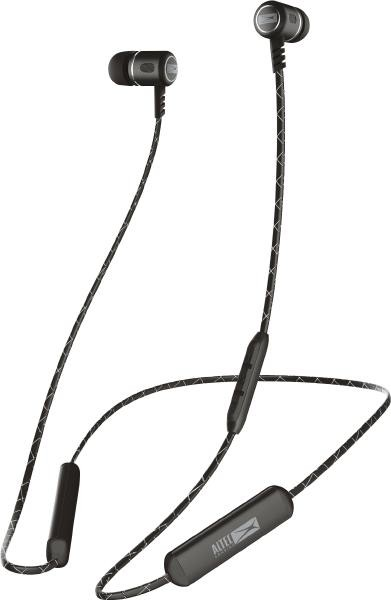 Altec, Lansing, In-Ear, Metal, Bluetooth, Earphones, Black, -, (Wireless, Bluetooth, 5, hrs, Battery),