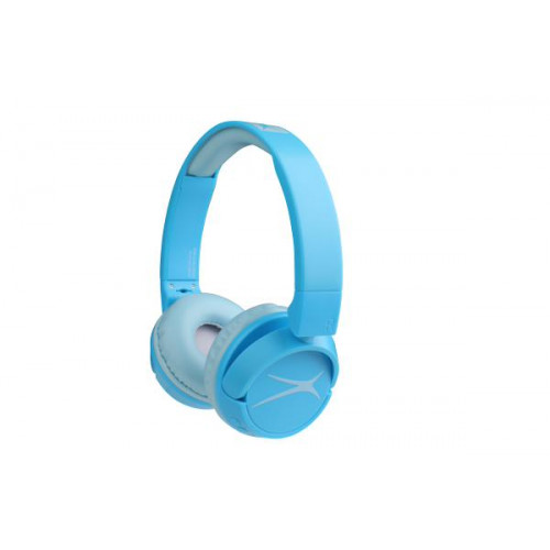 Altec, Lansing, Kids, Friendly, 2-in1, Volume, limited, Bluetooth, Headphones, BLUE, -, (Bluetooth, Volume, Limited, under, 85, dB, 3.5,