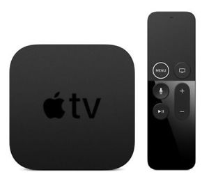 Apple, TV, (5th, Generation), 4K, HD, Media, Streamer,