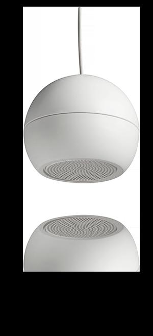 ASL, 16W, 130mm, EN54, Pendant, Speaker,