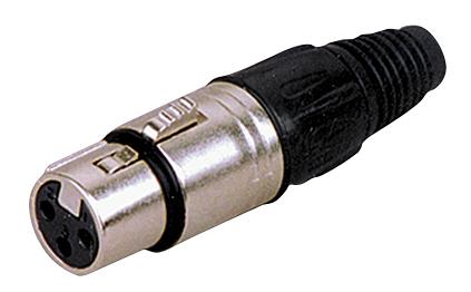 Australian, Monitor, Connector, -, XLR-3F,