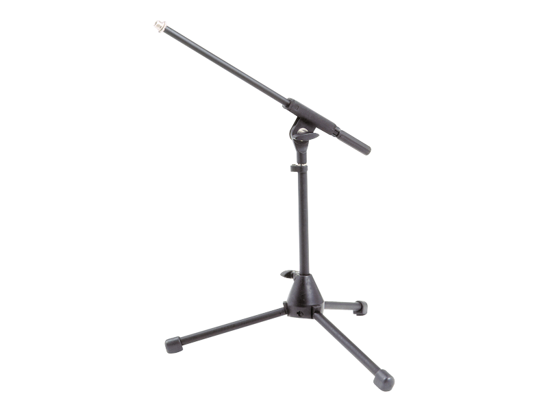 Australian, Monitor, Microphone, stand., Mini, tripod, black, non, telescopic., Includes, boom, ar,