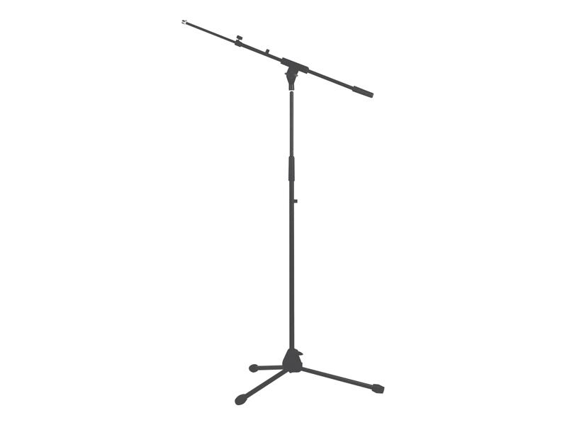 Australian, Monitor, Microphone, stand., Floor, tripod, telescopic, black, 93-163, cm., Inc, tele,