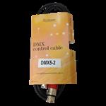 Australian, Monitor, DMX, 5, pin, XLR-XLR, cable, 2, meter.,