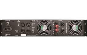 Power, Amplifier., 2, x, 300w, @, 4ohms, 200w, @, 8ohms., 240VAC, 2RU,