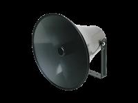 Australian, Monitor, Horn, flare., Circular, aluminium, 41cm, dia, use, with, HDT35, or, HDT60, horn,