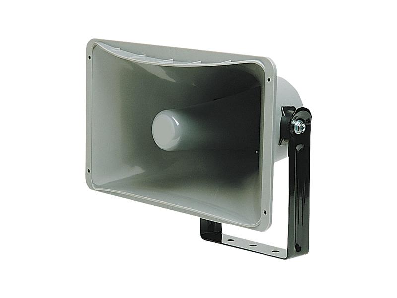 Australian, Monitor, Horn, flare., Rectangular, ABS, flare, 42x36cm, use, with, HDT35, or, HDT60, ho,