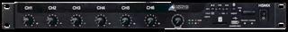 Australian, Monitor, Rackmount, mixer, 1RU, 9, inputs, channels, 12V, phantom, power, bluetooth, SD,