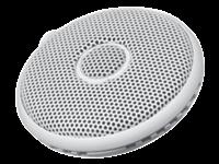 Australian, Monitor, Omni, pattern, boundary, condenser, microphone, -, white,